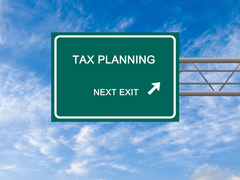 Personal and Corporate Tax Planning